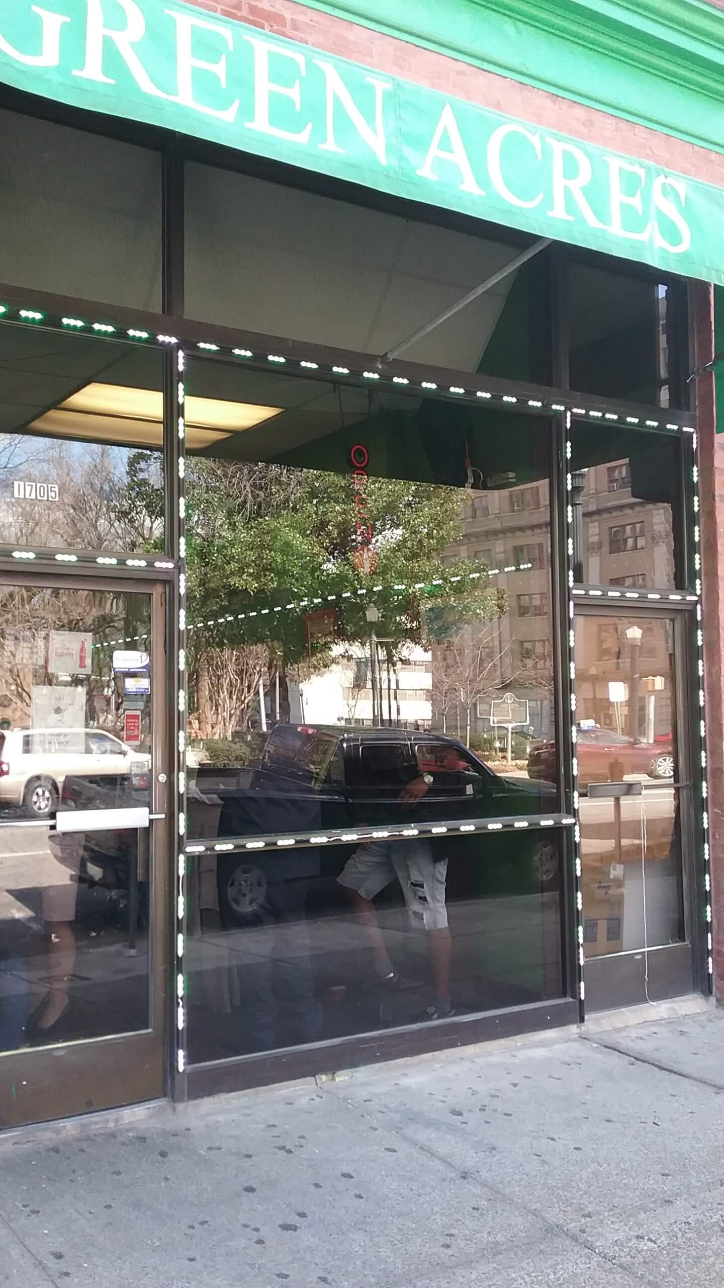 Green Acres Cafe Storefront - Birmingham, AL